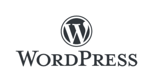 wordpress logo mājaslapu izstrāde